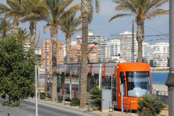 Tram Diario de Alicante