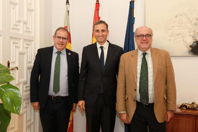 Audiencia Casa Mediterráneo-Marca España