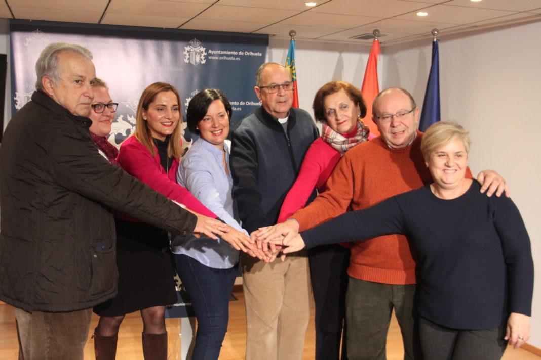 Muestra Navieña Solidaria