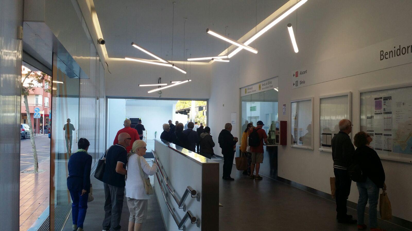 Estación Benidorm
