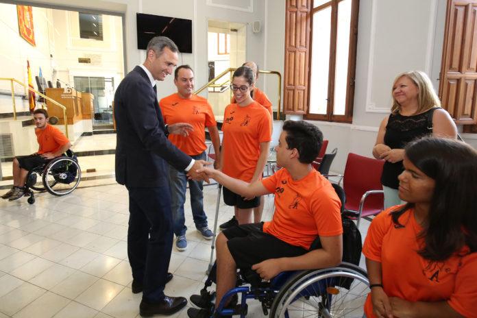 deporte adaptado e inclusivo Diario de Alicante