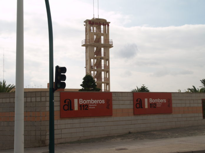 viviendas incendiadas Diario de Alicante