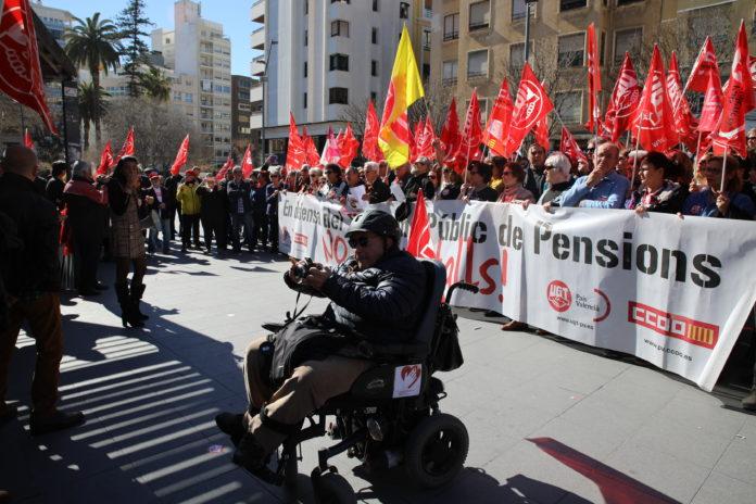 pensiones Diario de Alicante
