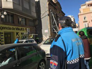 tráfico Diario de Alicante
