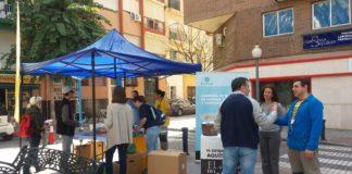 barrio limpio Diario de Alicante