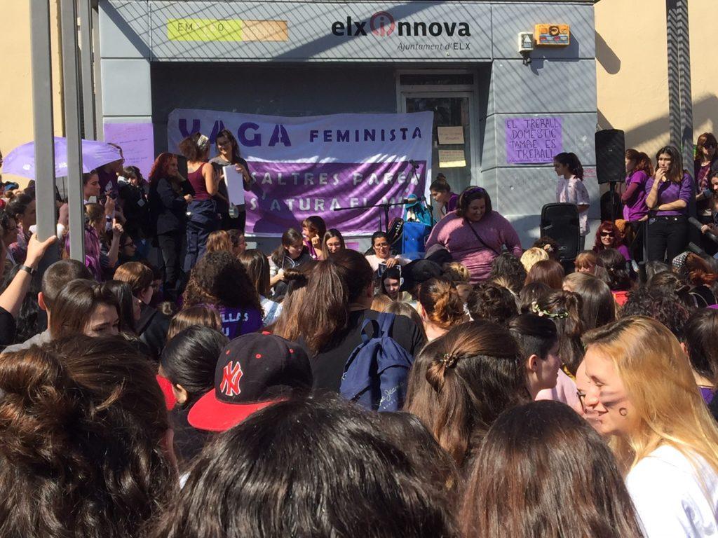 8 de marzo Diario de Alicante