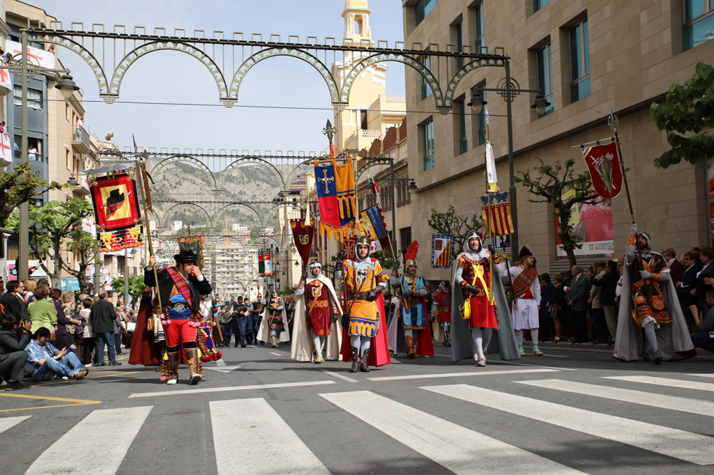 moros y cristianos Diario de Alicante