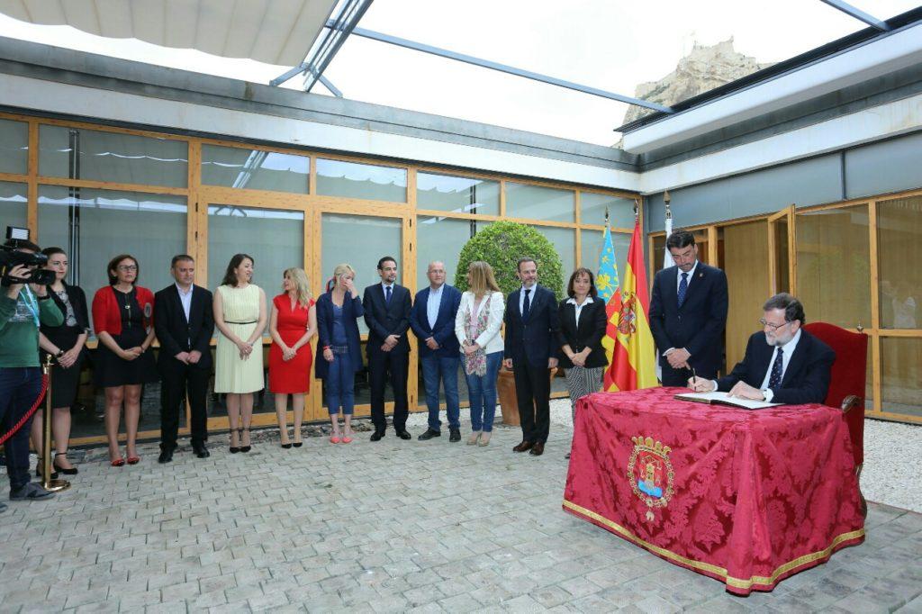 Mariano Rajoy Diario de Alicante