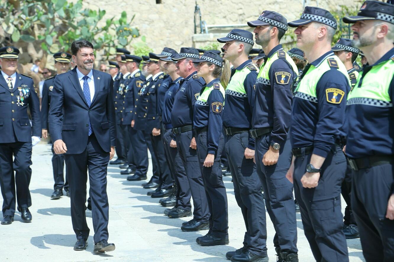 Luis Barcala Policia