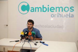 Cambiemos Orihuela Carlos Bernabé