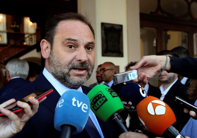 José Luis Abalos Diario de Alicante