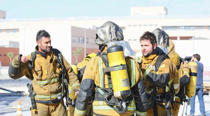 bomberos Diario de Alicante