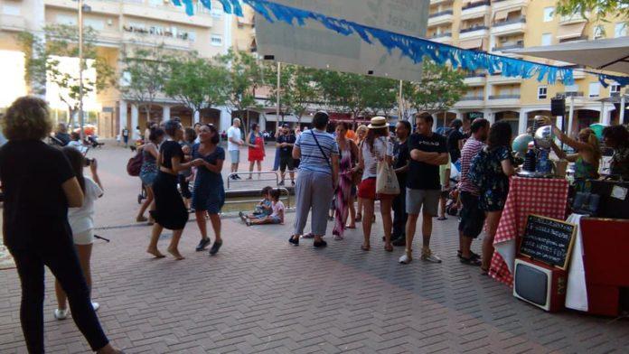 mercadillo Diario de Alicante