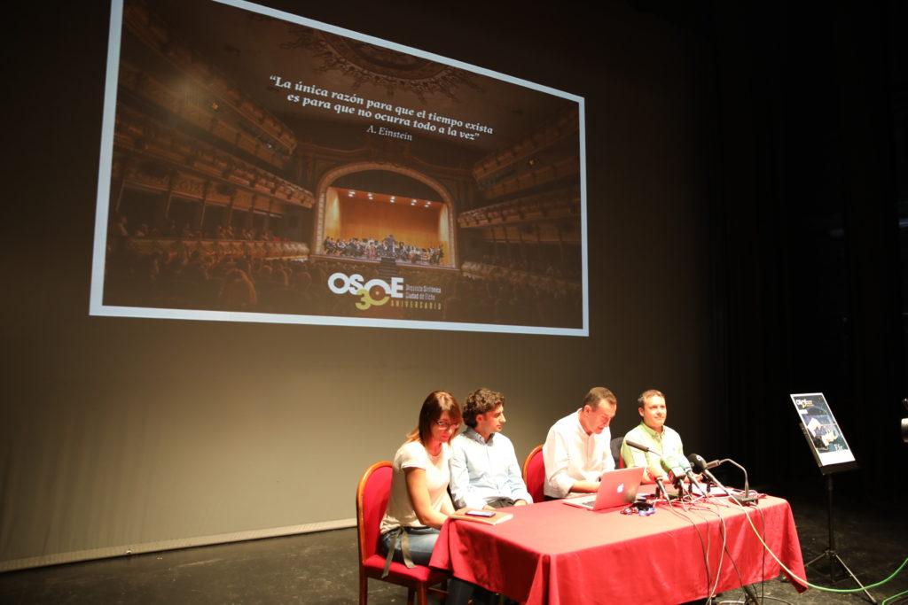 orquesta Diario de Alicante