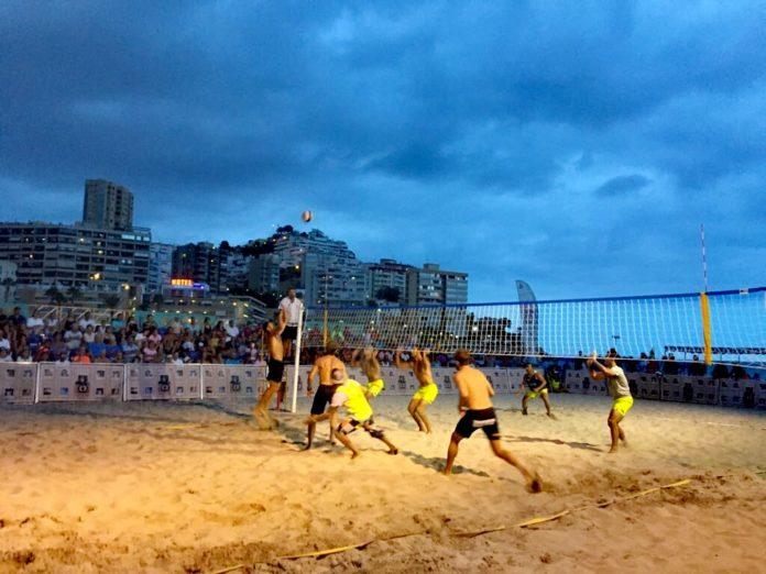 voley playa Diario de Alicante