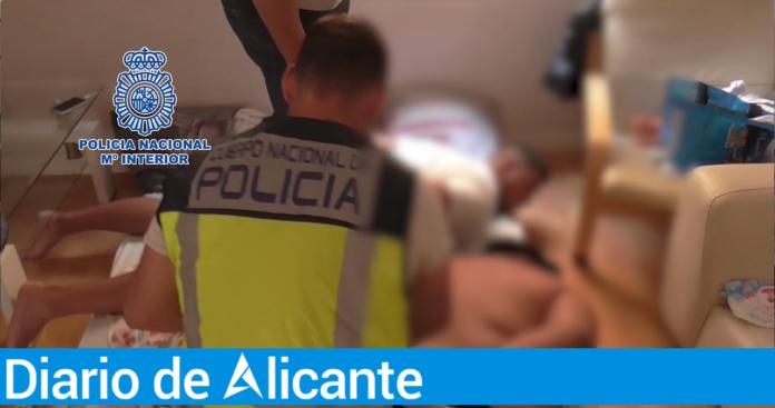 resbalón Diario de Alicante