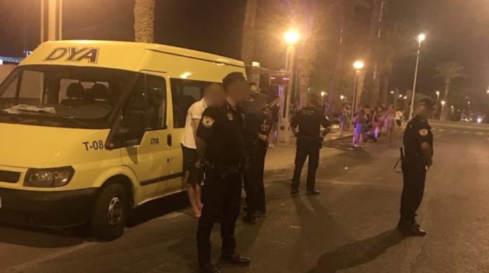 Brigada Nocturna Diario de Alicante