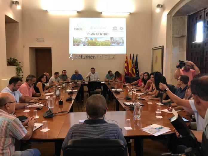 centro histórico Diario de Alicante