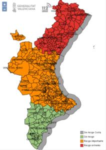 gota fría Diario de Alicante