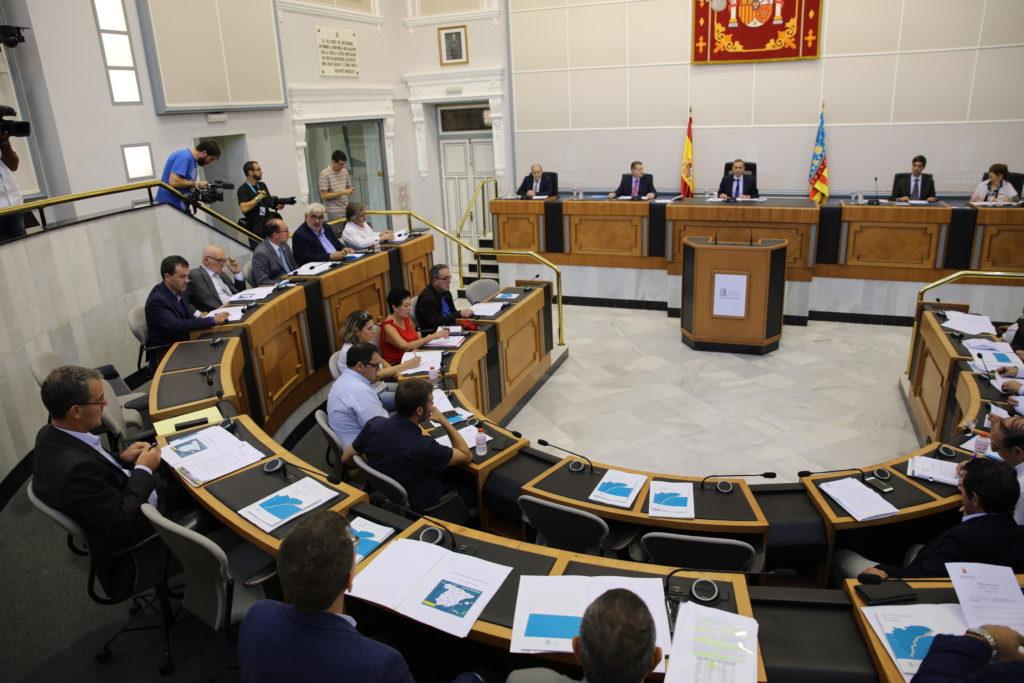 diputaciones Diario de Alicante
