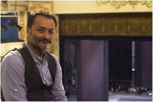 Francesc Sanguino en el Teatro Principal/ www.redescena.net