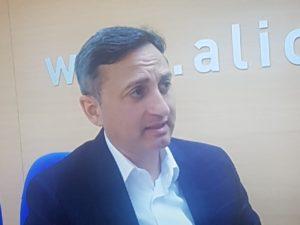 César Sánchez/ Santiago Calaforra.