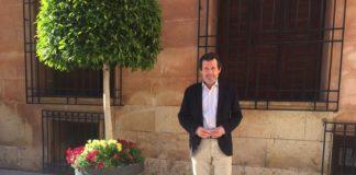 José Císcar posando sonriente /PP Alicante