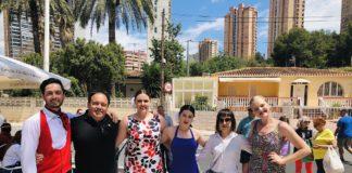 Imagen de la Feria de Abril de Finestrat 2019/ Ayuntamiento de Finestrat