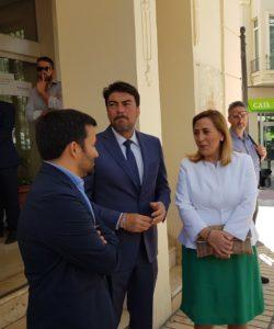 Barcala junto a Marzà y Poblador / Alex Ferrer