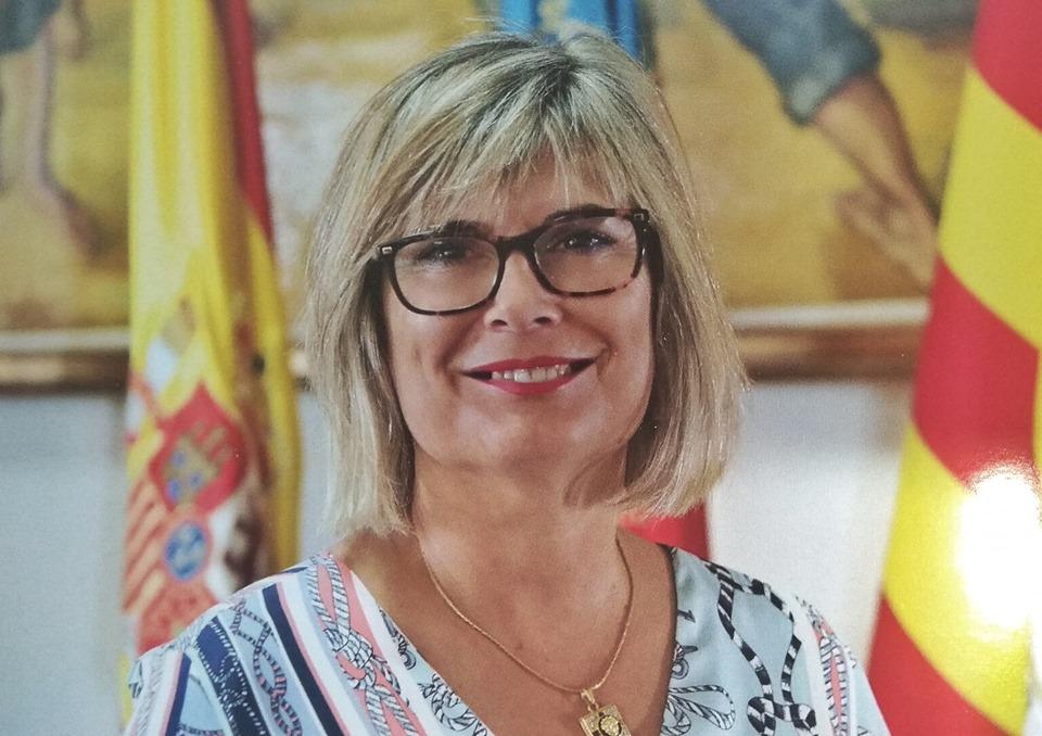 Loreto Serrano, alcaldesa de Santa Pola / PP Santa Pola