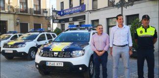 La presentación de la Policía Local de Elda / Ayuntamiento de Elda