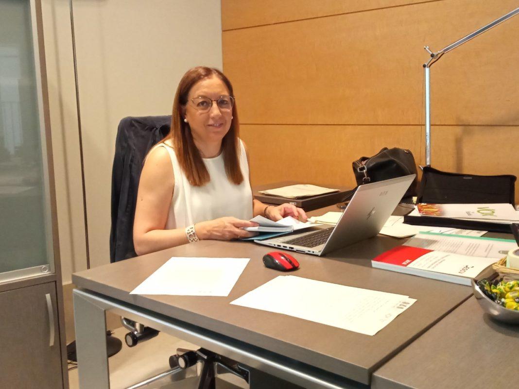 Llanos Massó, portavoz adjunta de VOX en Les Corts / VOX Alicante