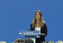 Beatriz Fanjul, diputada electa del PP Vasco.