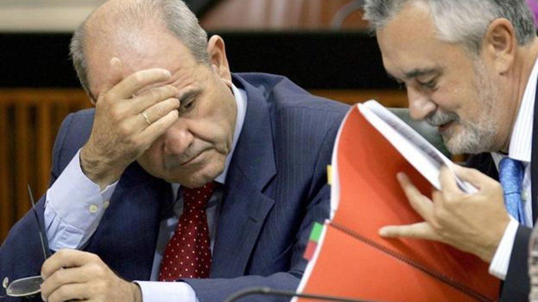 Chaves y Griñán, los ex presidentes socialistas andaluces condenados en el caso de los ERE /Efe