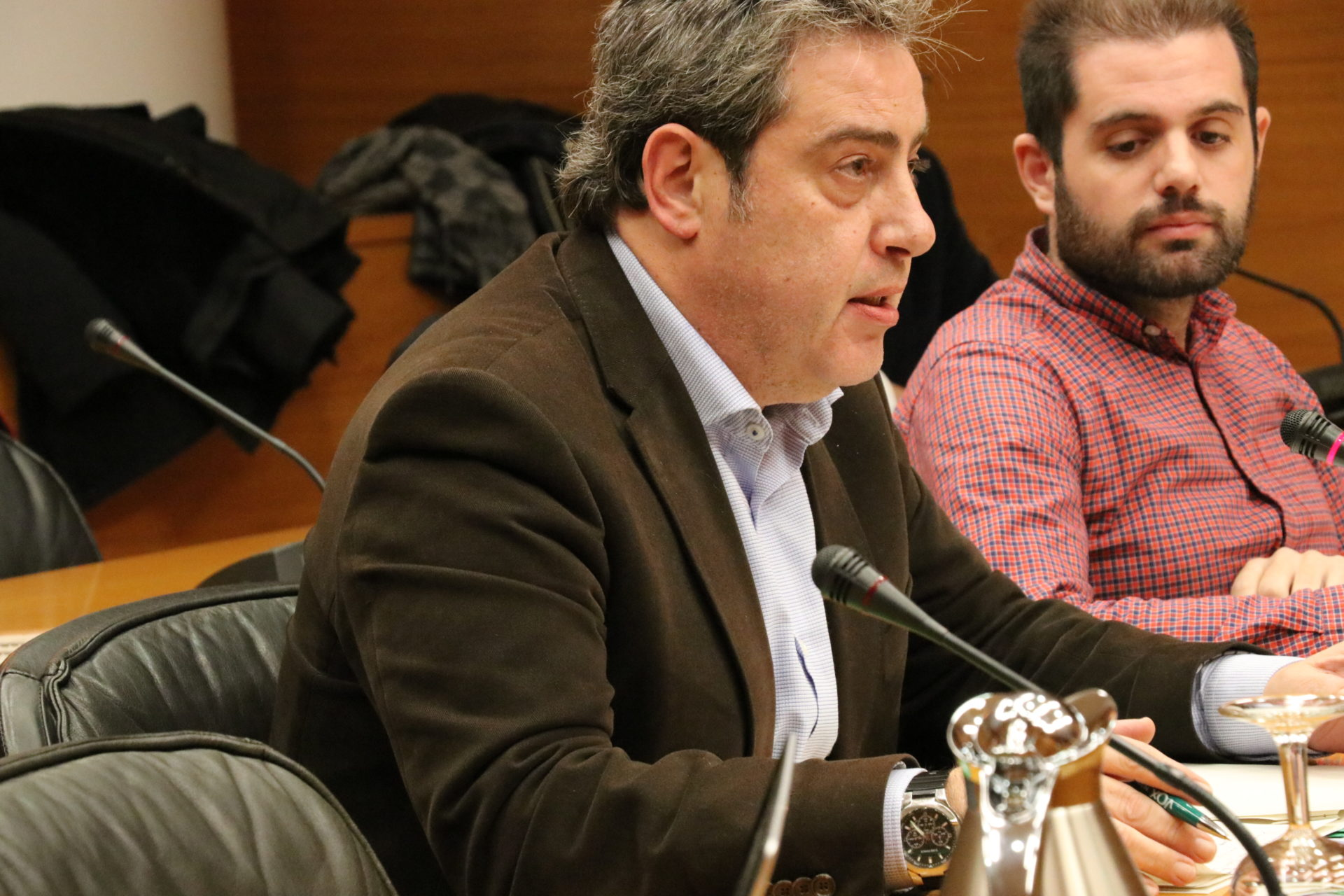 José María Llanos, portavoz adjunto de VOX en Les Corts / VOX Alicante