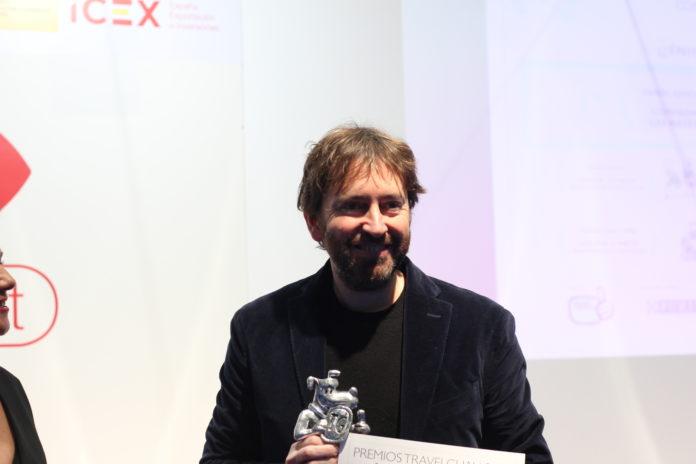 Daniel Sánchez Arévalo, premiado por su Compromiso hacia las mascotas