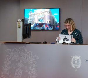 Vídeo promocional de Alicante en las pantallas de Callao