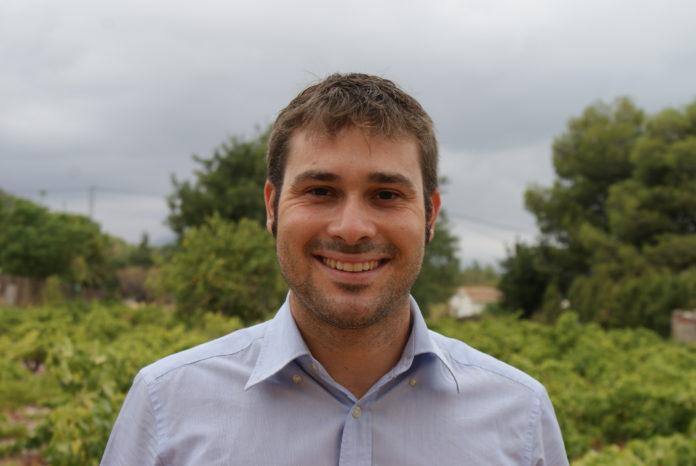 Gerard Fullana, diputado de Compromís