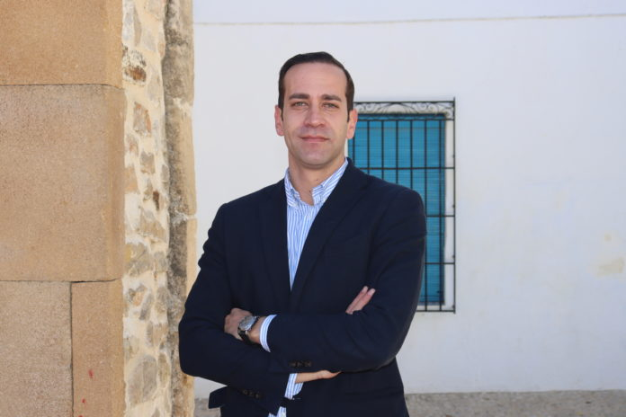 Arturo Poquet, alcalde de Benissa