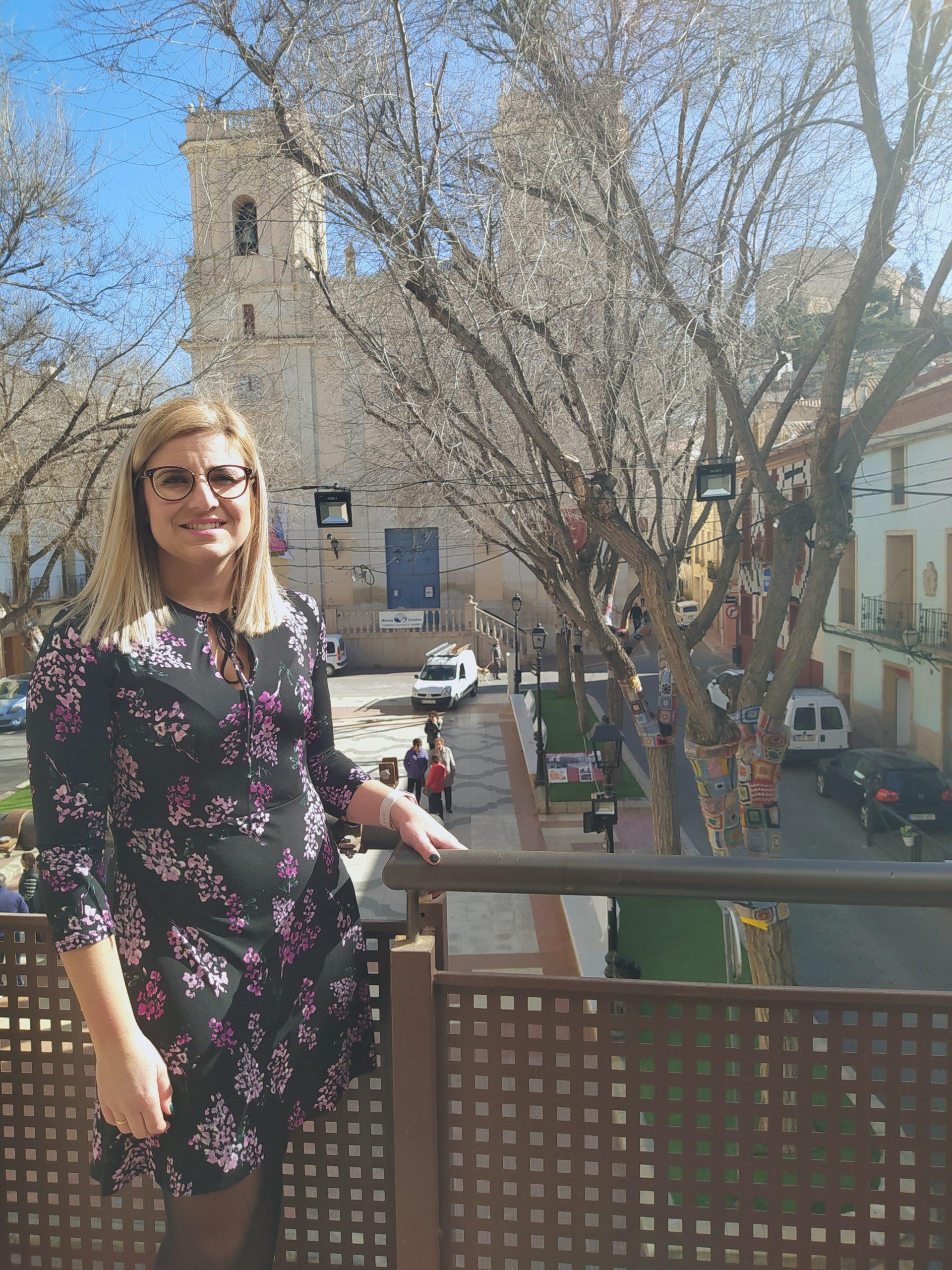 Irene Navarro, alcaldesa de Petrer