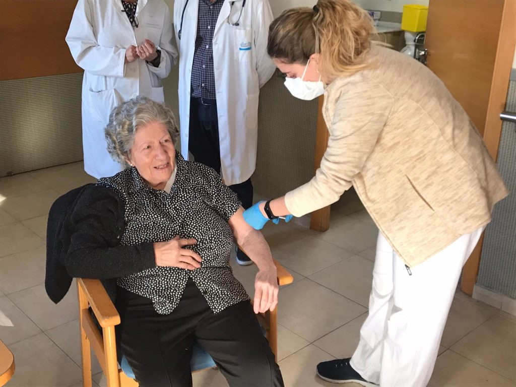 segunda jornada vacunas
