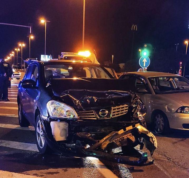 Accidente de tráfico Alicante