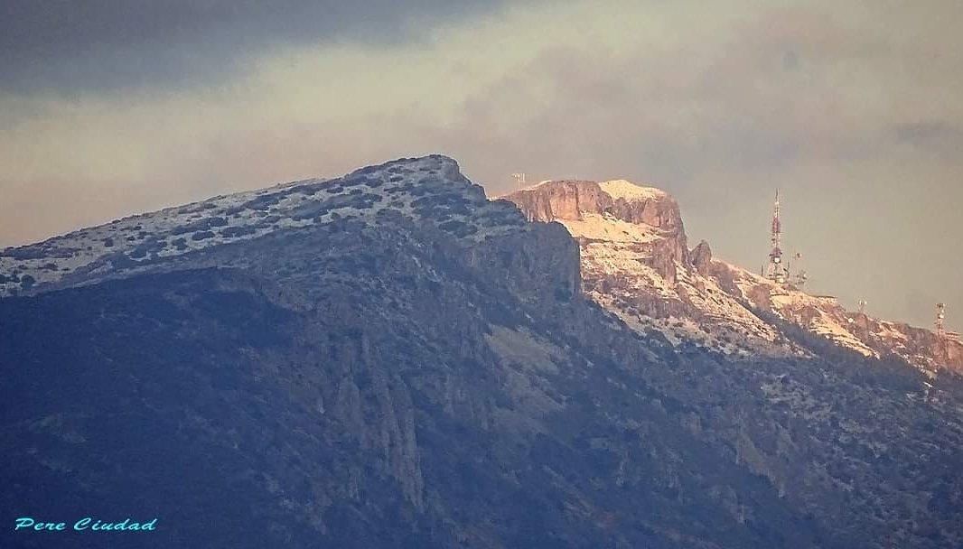 Sierra de Aitana Nevada