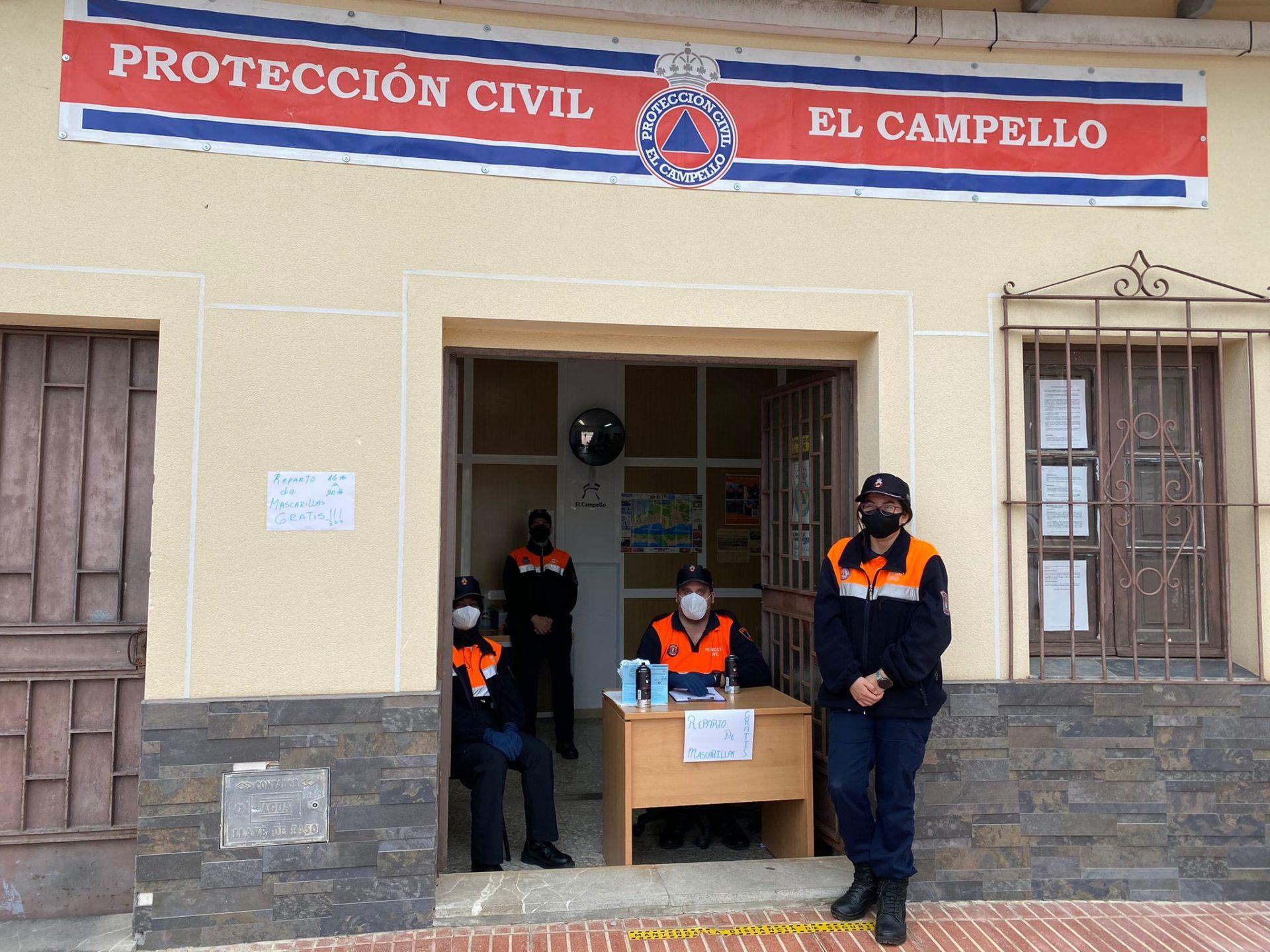 Protección Civil El Campello