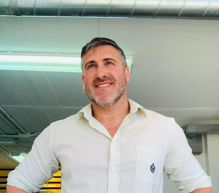 Pedro Antonio, coordinador nacional de TAMPM Prisiones