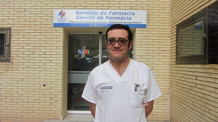 Andrés Navarro, Jefe de Farmacia del Hospital de Elche