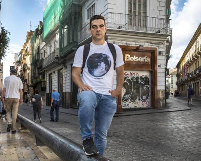 José Manuel Felisi, ingeniero químico y miembro de la plataforma Aireamos