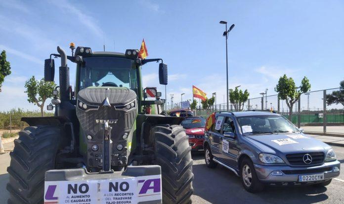 Manifestación Trasvase Tajo-Segura