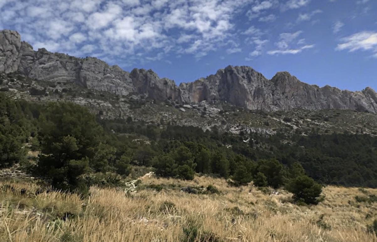 Captura Sierra de Bernia