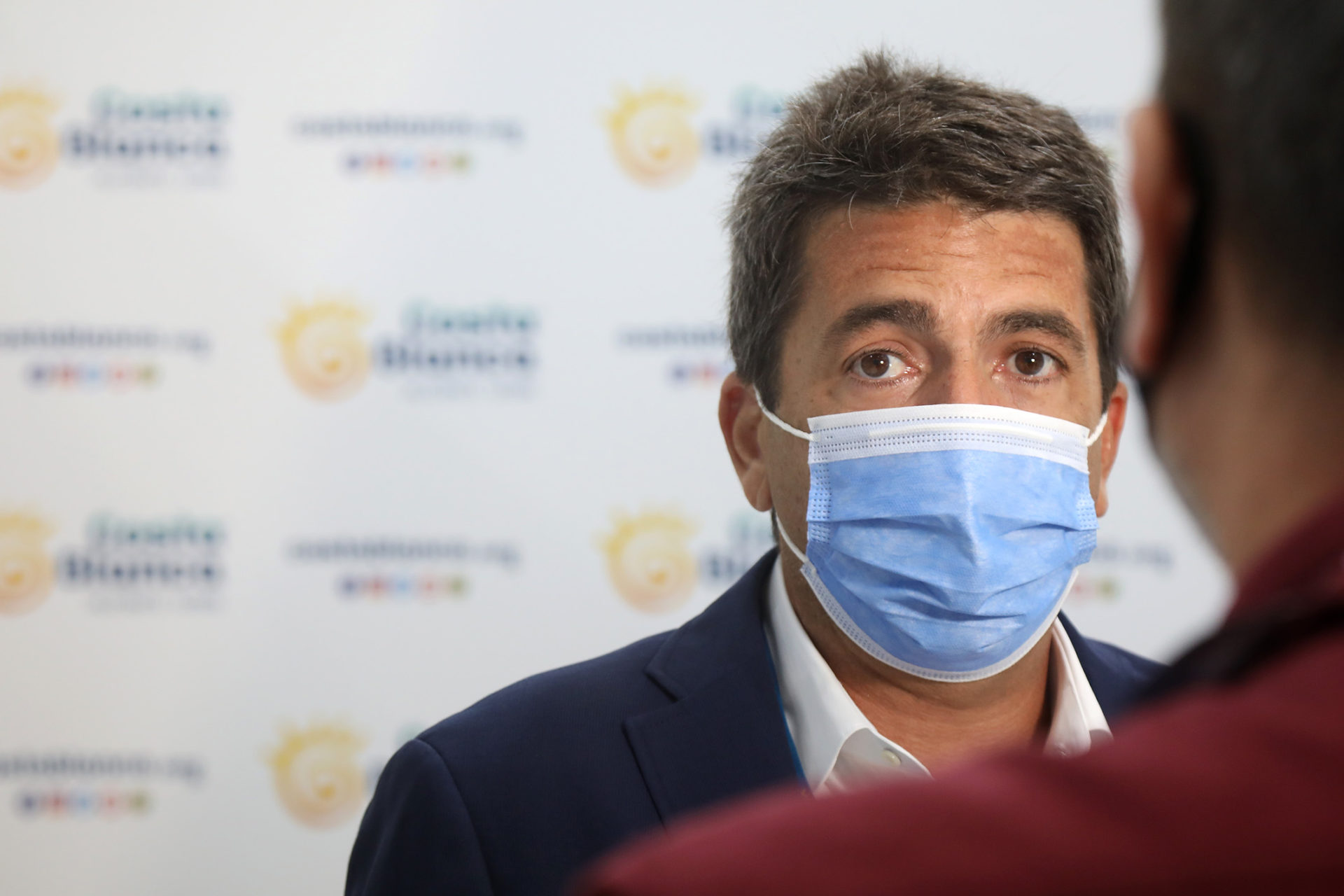 Carlos Mazon, presidente de la Diputación de Alicante